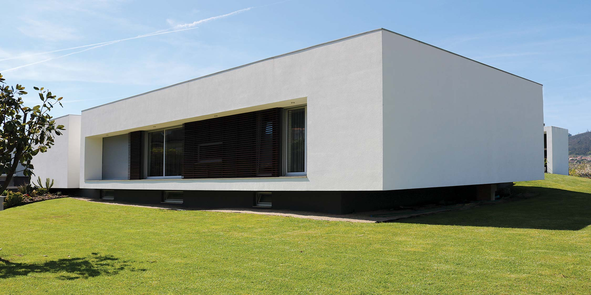 Casa da Oliveira. Casa de Sonhos. Projeto Obra Atelier